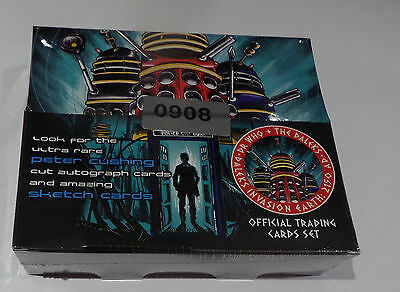 Dr Who & the Daleks invasion earth 2150 AD factory sealed box