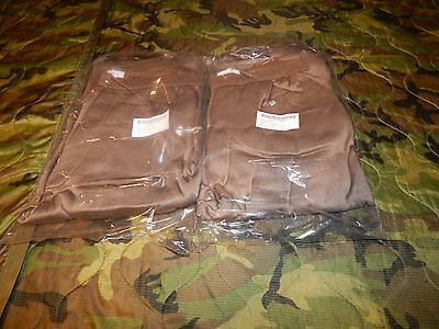 Lot Of 2 Us Army Polypropylene Drawers Long Underwear Xl Cold Weather  Military