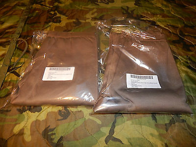 Lot Of 2 Us Army Polypropylene Drawers Long Underwear Small Poly Pro Military