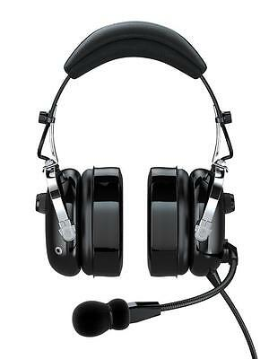Faro G2 Passive Noise Reduction (PNR) Aviation Pilot Headset - MP3 Input