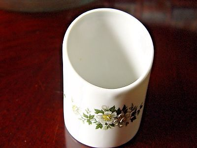 Vintage French Porcelain Creamer Moriage Daisies Limoges