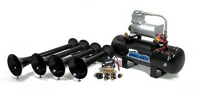 HornBlasters Conductor's Special Model 228V Train Horn Kit