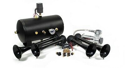 HornBlasters Conductor's Special Model 540 Train Horn Kit