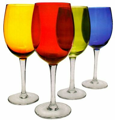 Circleware - Trieste Wine 443ml Set of 4