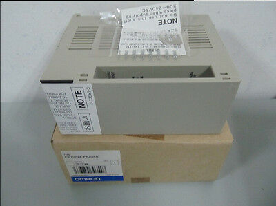 Omron C200H Serial  C200HW-PA204S PLC Power Supply Unit NEW