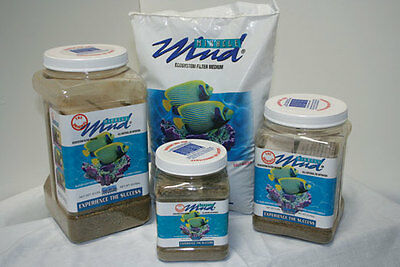 ECO SYSTEM MIRACLE MUD TRAY 32oz, REFUGIUM SUBSTRATE, CHEATO SUMP, MARINE, REEF