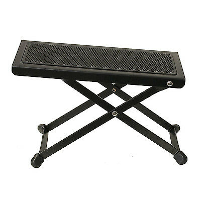 GUITAR FOOTSTOOL, Guitar foot bench, NEW, STABLE, TOP