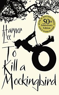 To Kill A Mockingbird by Harper Lee New Paperback Book