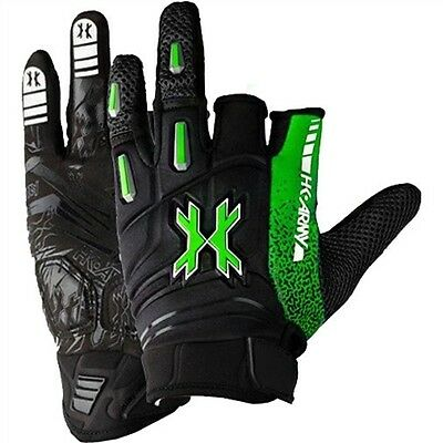 HK Army paintball Pro Gloves - Slime - S-XL