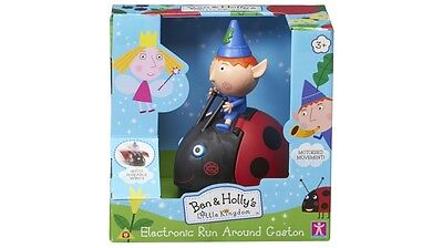 Ben & Holly Electronic Run Around Gaston Toy Pretending it´s Flying