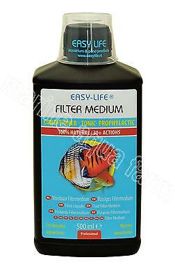 Easy Life Filter Medium, Marine Natural, Clear Water, Conditioner