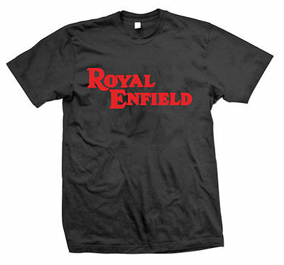 Royal Enfield Motorcycles Vintage Biker T Shirt,Indian,Norton,BSA,S-XXXL