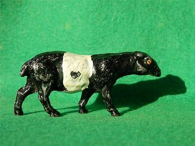 Vintage Charbens Lead Zoo Series Rare Walking Tapir Like Taylor Barrett Britains