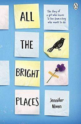 All the Bright Places by Jennifer Niven New Paperback Book