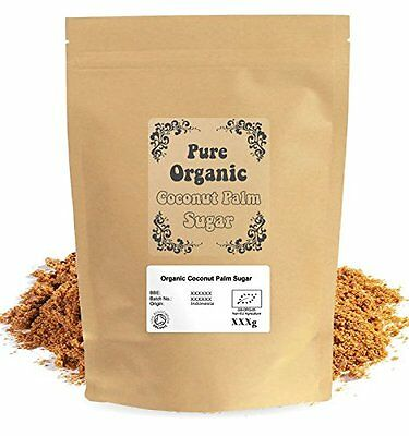Certified Organic Coconut Blossom/Palm Sugar