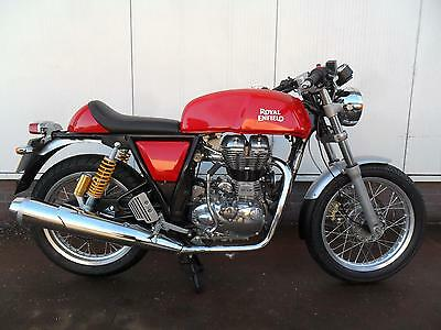 Royal Enfield Continental GT 535 Cafe Racer
