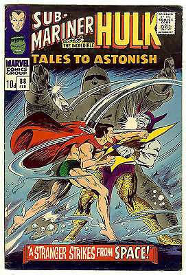 Tales to Astonish #88 (1967; vf 8.0) 40% off price guide vaue