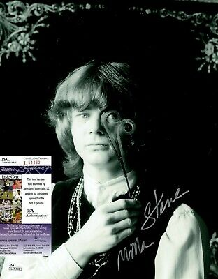 Steve Miller In-Person Signed 11x14 Photo w/ JSA COA #L51480 Band