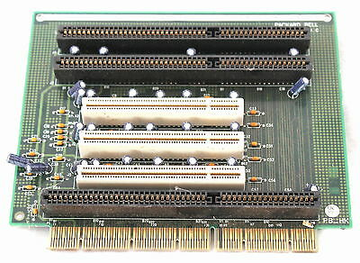 Packard Bell P/n: 52F53 Rev C. Pci / Isa Motherboard Raiser Card!!