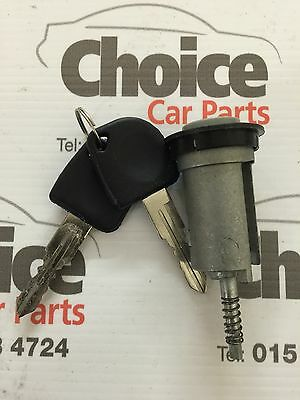 Vauxhall Corsa Combo Astra F Meriva Ignition Barrel and Keys Zafira A 93172805
