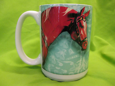 Trail of Painted Ponies Pony Equestrian Horse Coffee Mug 13 ozs Nevena Christie