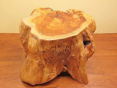 A Beautiful Original Natural Wood Root Stool