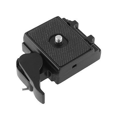 323 RC2 System Quick Release Adapter For Camera Tripod with Manfrotto 200PL-14