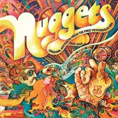 NUGGETS ORIGINAL ARTYFACTS FROM THE FIRST PSYCHEDELIC VARIOUS  DIGIPAK CD NEW