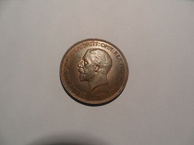 Choice Mint State 1930 G.Britain Penny!!