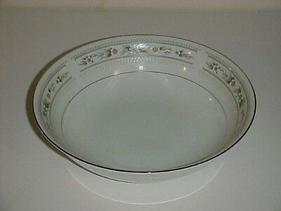 Fine China of Japan 5205 Ballet Pattern Round Vegetable Bowl