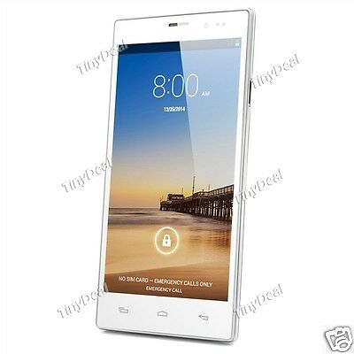 """Unlocked 5.5"""" Android 4.4 2 Core GPS Wifi T-mobile 3G/GSM/WCDMA Smart Cell Phone"""