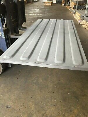 Roof Panel 5 Corrugations For Shipping Containers Welding & Fabrication