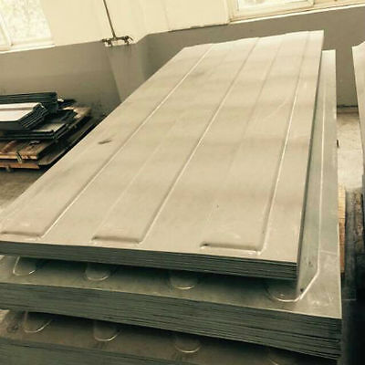 Roof Panel TEXtainer 3 Corrugations Shipping Containers Welding & Fabrication