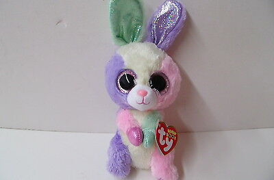 Bloom The Rabbit(36127) - The  Beanie Boos Collection From Ty