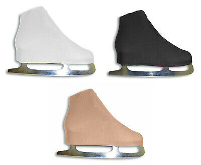 ProGuard Figure Skate Boot Covers - One Size Fits All - White, Black, or Flesh