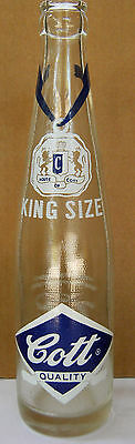 COTT King Size, 10 oz., 1963, Manchester, NH