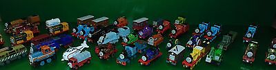 Thomas the Tank Engine & Friends Diecast Magnetic Take n Play Trains