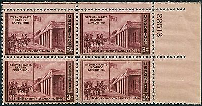 UNITED STATES OF AMERICA 1946 3c maroon SG941 CV £1.20+ mint MNH USA