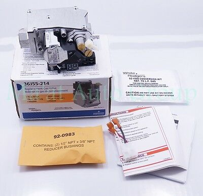 WHITE RODGERS TWO STAGE VALVE 36J55-618
