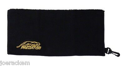 2017 Predator Billiard Towel with Hanging Clasp for Your Case - 100% Cotton