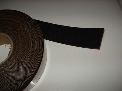 Rat Rod Street Rod 2 Inch Self Adhesive Window Channel Liner Felt 1MM (3/64)
