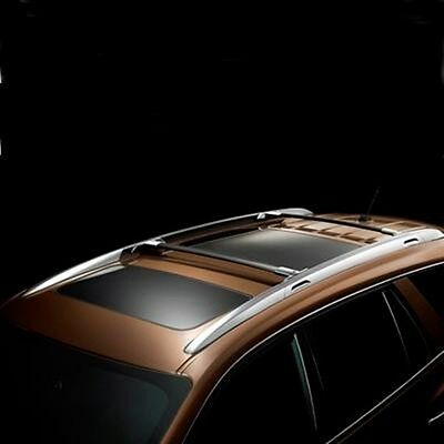 12499978 2008-2015 Buick Enclave Luggage Carrier Cross Rail Kit (Black)