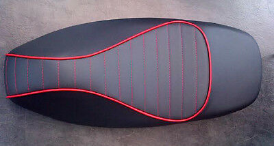 To Fit Vespa Gts 300 And 125 Super Sport  Custom Seat Cover New Style