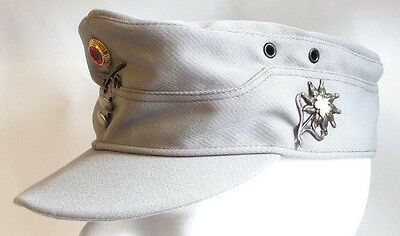 Mountain Trooper  field cap    German Army  light weight     - Made in Germany -