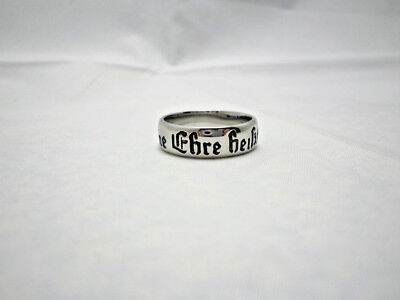 WWII German Ring Reproduction (Honor)