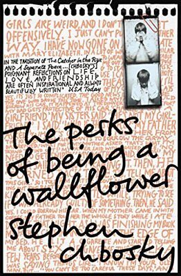 The Perks of Being a Wallflower by Stephen Chbosky New Paperback Book