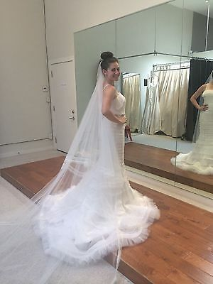 Oscar De La Renta Wedding Veil (Brand New!)