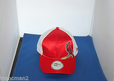 New Era St Louis Cardinals  Ladies One Size Fits All  Baseball Cap
