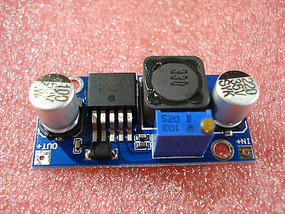 XL 6009 DC-DC Power Supply step-up adjustable power converter module 4-34v D10