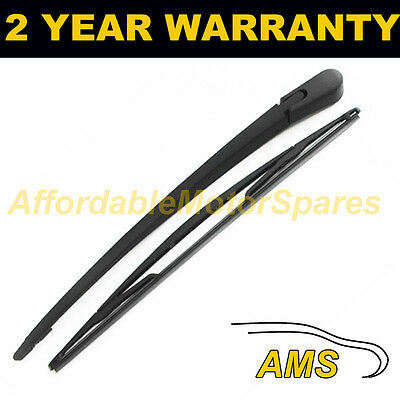 """For Vauxhall Opel Astra G Hatchback (1998-04) 405Mm 16"""" Rear Wiper Arm Blade Kit"""